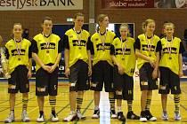 Úspěšné košíkářky ze Sadské