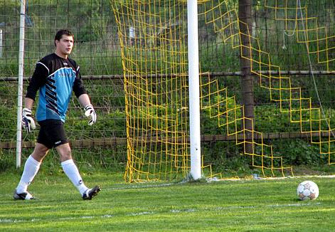 Ze zápasu Litol - Zápy (0:2).