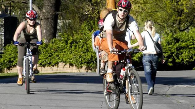 Oblíbené cyklostezky nejsou vždy bezpečné.