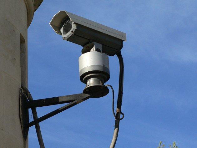 Bojovat s pouliční kriminalitou pomáhají kamery.