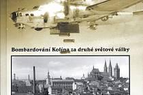 Nová kniha o náletech na Kolín.