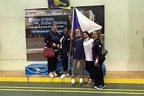 Česká výprava na mezinárodním šampionátu