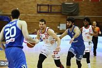Basketbalisté Nymburka si zahrají čtvrtfinále Final 8 Českého poháru proti Opavě