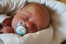 JOSEF ROCHL se narodil 5. listopadu 2018 s délkou 50 cm a váhou 3 970g. Rodiče Miroslava a Jan z Dlouhopolska se na chlapečka předem těšili. Doma na něj čekají bráchové Antonín a Jan.