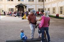 Cukrové slavnosti na zámku Loučeň