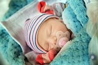 ANETA DOMIÁNOVÁ se narodila 6. ledna 2019 ve 13.43 hodin. Anetku si rodiče Tereza a Petr odvezli domů do Nymburka za sestřičkou Eliškou (2,5 roku).