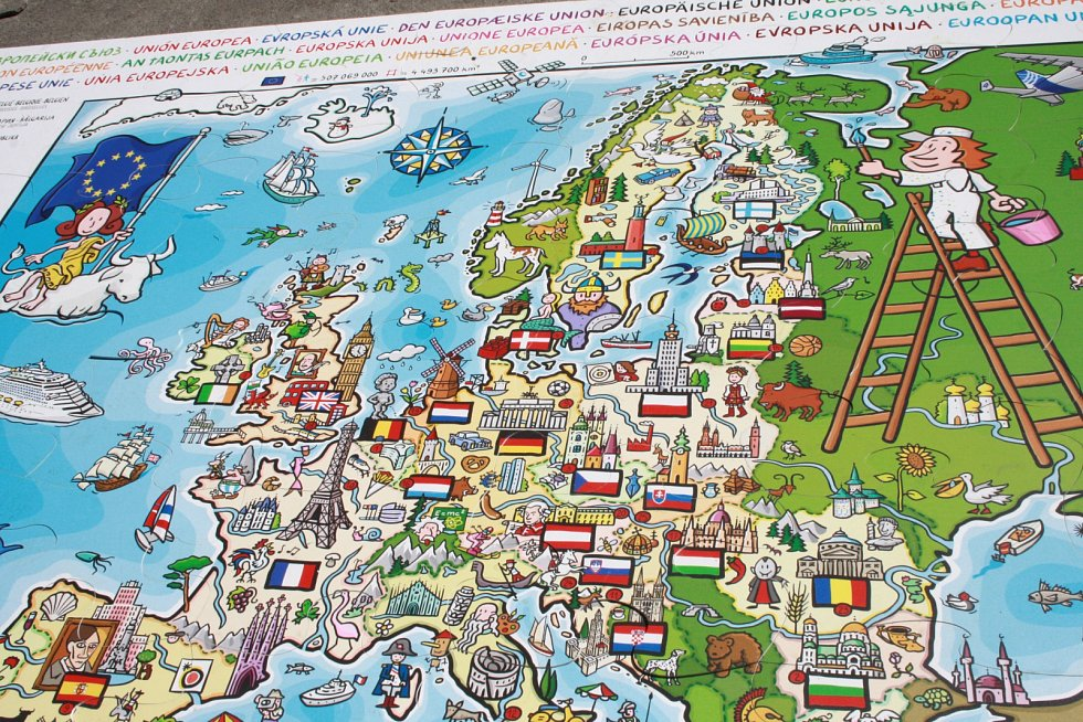 Evropský projektový den v ZŠ speciální Nymburk