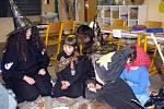 Na Základní škole v Kostelní Lhotě pojali vyučování v čarodějnickém stylu.