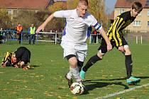 Fotbalisté Libice nad Cidlinou jsou jedním ze tří nováčků v okresním přeboru