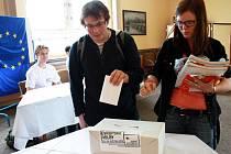 Studentské volby na Střední zemědělské škole v Poděbradech