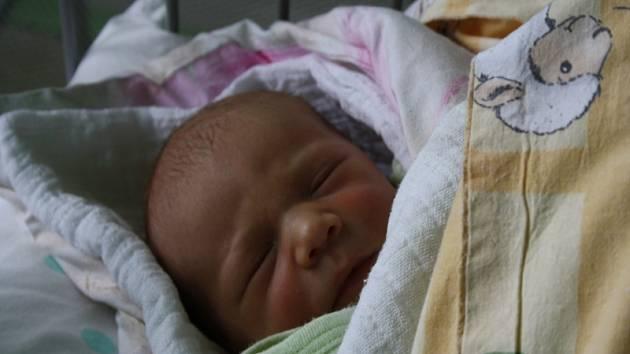 Nela Vrbová je miminkem týdne!