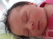 JULINKA JE TU! Julie HOLUBOVÁ se narodila 17. září v 6.47 hodin. Holčička vážila 3 500 g a měřila 52 cm. Doma v Pístech se na ni těší dvouletý bráška Jonáš a devítiletá sestřička Natálka. Rodičům Lucii a Lukášovi bude dcerka určitě dělat radost.