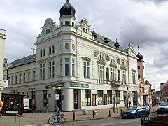 Budova Záložny byla prohlášena za národní kulturní památku.