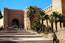 Momentky z hlavního města Maroka Rabatu.