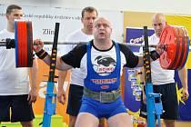 Pavol Demčák na mistrovství republiky družstev