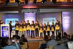 Z vyhlášení Sportovec Nymburska pro rok 2017.