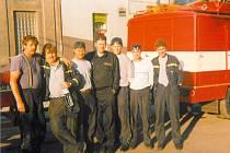Z povodní na Moravě před 13 lety.