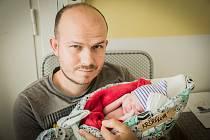 Emílie Kršňáková, Brodek. Narodila se 16. července 2020 v 8.42 hodin, vážila 3 280g a měřila 46 cm. Z holčičky se radují rodiče Lenka a Michael a sestřička Stella (2 roky).