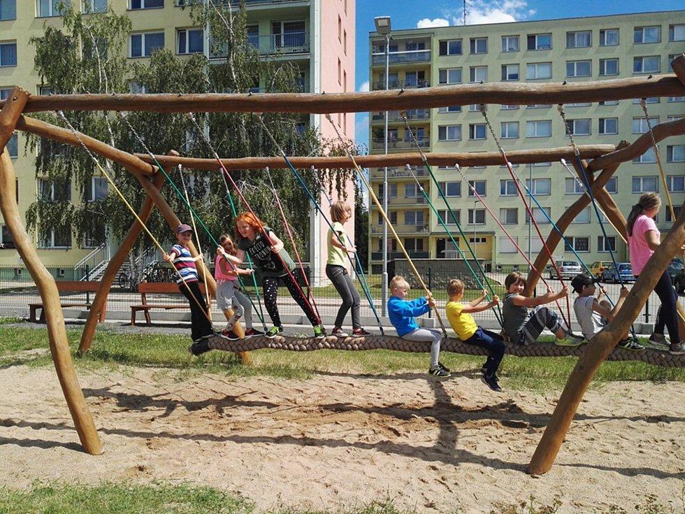Příměstský knihovnický tábor v Poděbradech.