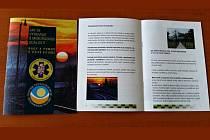 Středočeská záchranka má novou brožuru.