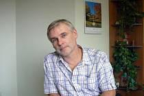 Vedoucí oddělení Trhu práce na úřadu práce v Nymburce Pavel Krpálek