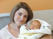 ŠARLOTA KUČEROVÁ se narodila 5. dubna 2018 v 9.36 hodin s délkou 47 cm a váhou 3 100 g. Prvorozená byla pro rodiče Štěpánku a Petra překvapení. Rodina bydlí ve Chlebech.