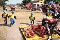 V Pískové Lhotě soutěžili hasiči