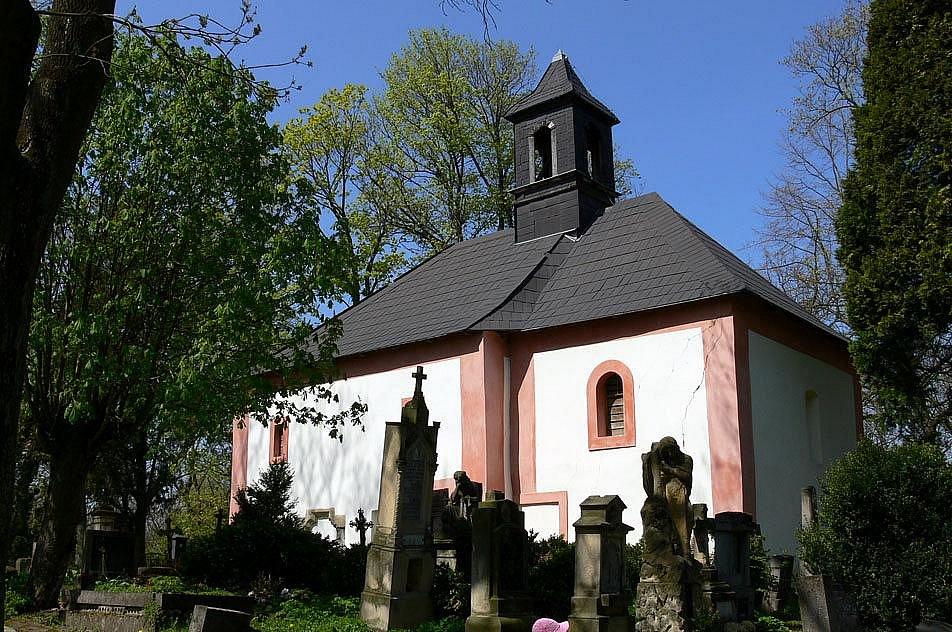 Kostel na vrchu Chotuci