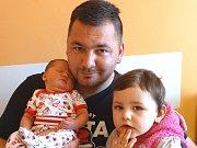 LUCIE PÁROVÁ se narodila 16. dubna 2018 ve 14.25 hodin s délkou 51 cm a váhou 3 820 g. Na holčičku se dopředu těšili rodiče Petr a Monika i sestřička Vaneska. Společně odjeli domů do Zavadilky.