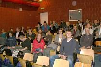 Veřejné diskuzní fórum konané ve středu večer