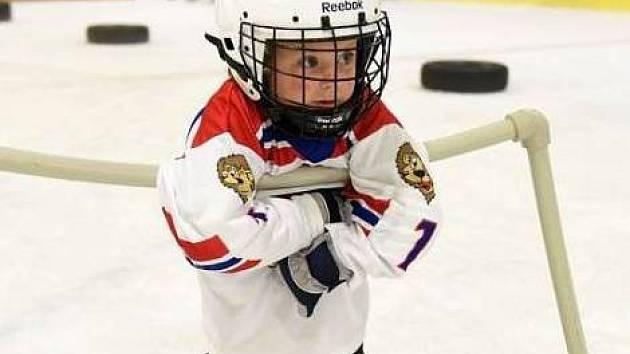 Ilustrační foto z akce Pojď hrát hokej