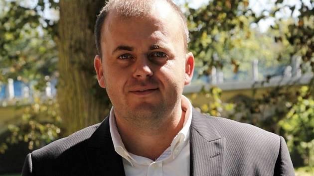 Fotbalový manažer Miroslav Tomáš.