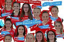 Na hasičskou olympiádu do Švýcarska se probojovala dvě družstva z Pískovky.