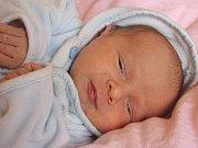 BARBORA Honcová se narodila Lucii a Vratislavovi ze Sadské v pátek 15. prosince 2017 ve 23.25 s mírami 50 cm a 3 530 g jako prvorozená.