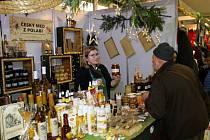 Polabské vánoční trhy na Výstavišti v Lysé nad Labem.