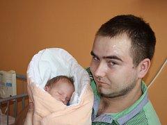 FILÍPEK, BLEDĚMODRÉ PŘEKVAPENÍ! Filip FENDRYCH se vydal do světa 12. dubna 2016 v 13.58 hodin. Je zatím prvním miminkem Terezy a Václava z Dymokur. A kdyby nebyl klouček, byl by Ema.