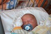 DOMČA ZE SUCHDOLA. DOMINIK VÉGH přišel na svět 1. února 2017 v 22.58 hodin. Klouček měl míry 3 330 g a 49 cm. Rodiče Šárka a Ferdinand věděli, že jejich první bude synek.