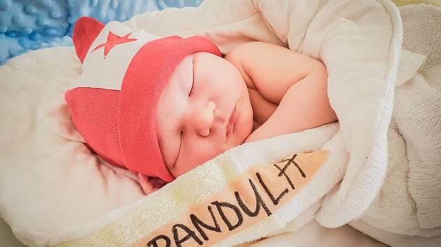 Antonín Randula, Poděbrady. Narodil se 11. března 2020 v 17.20 hodin v nymburské porodnici. Vážil 3 540 g a měřil 49 cm. Těší se z něj rodiče Eliška a Jakub.