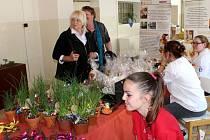 Velikonoční výstava je otevřena ještě ve středu a čtvrtek.