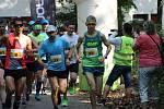 Z devátého Mezinárodního festivalu běhu 2020