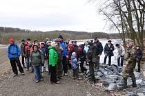 Klub houbařů v Poděbradech uspořádal letošní první houbařskou vycházku.