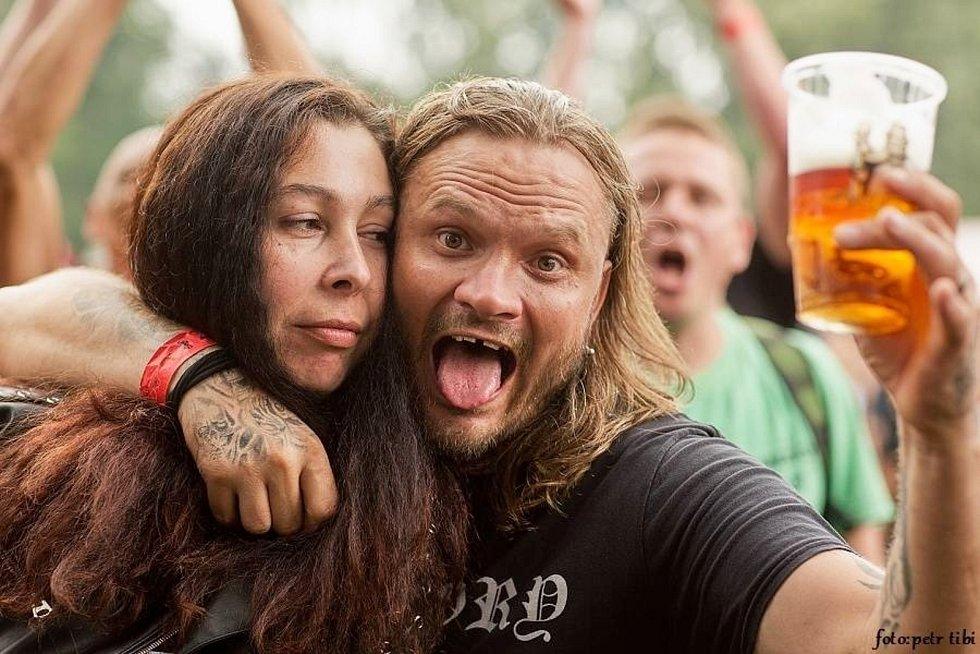 Poděbradský festival Barvy léta v roce 2019.