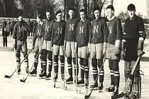 Hokejové mužstvo Polabanu Nymburk, 1939 až 1941