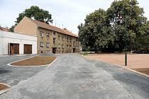 Oprava ulic Na Rejdišti a Na Příkopě.