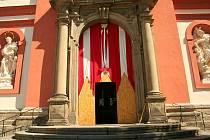 V Brandýse nad Labem - Staré Boleslavi se připravují na příjezd papeže Benedikta XVI.