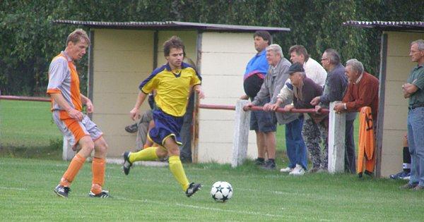 Fotbalisté Městce mají za sebou první přípravný zápas.