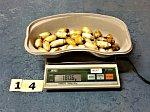 Ruzyňští celníci odhalili dvojici polykačů kokainu