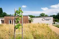 Ekologický domov pro seniory vyrostl na kraji Týnce nad Labem.