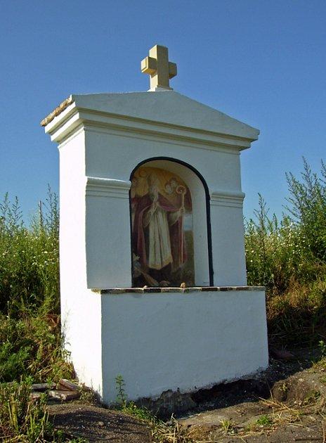 Kaplička sv. Vojtěcha v Přerově nad Labem - současný stav