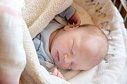 MATYÁŠEK NAJMON se narodil 26. listopadu 2018 ve 3.20 hodin s délkou 48cm a váhou 3 120g. Maminka Tereza a tatínek Jakub z Rožďalovic se na prvorozenou dceru předem těšili.